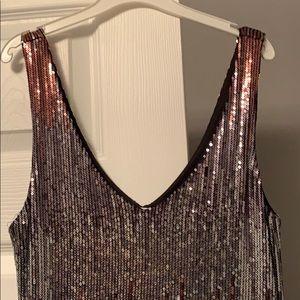 Dresses & Skirts - Short Pink Sparkly Dress